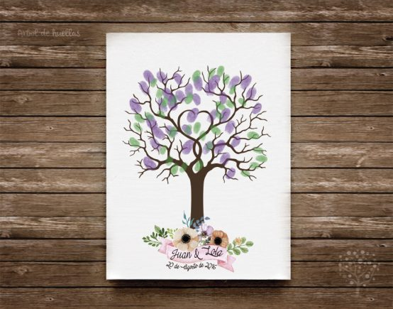 038-huellas floral